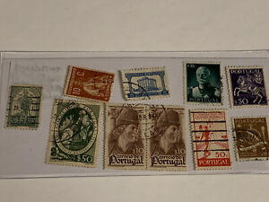 Portugal-Stamp-Lot-PA20