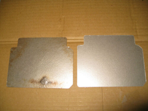 Easy Fix Cut to fit Universal Microwave Waveguide Cover for arcing /& sparking #5