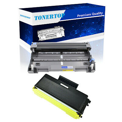 4 pack TN580 Toner Cartridge fits Brother HL-5240 DCP-8060 MFC-8460N Printer