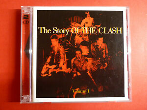 The-Story-of-THE-CLASH-Volume-1-CD