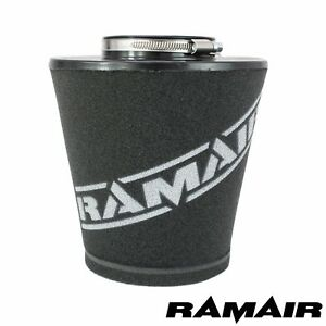 Ramair-Large-80mm-Neck-Universall-Car-Cone-Foam-Air-Filter-For-Induction-Kits