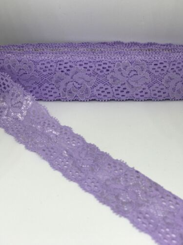 Baby Girls Hairband 2 Metres 35mm Lace Elastic for Headbands Kid Lot