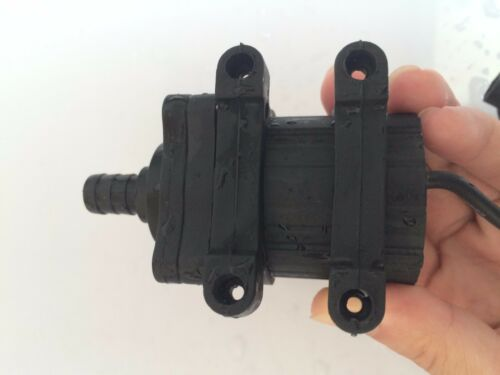 24V DC Small Water Pump 450LPH Water Circulation SYS Submersible 40H-24110,11M