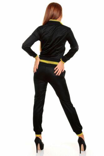 Ladies Tracksuit Two Piece Jogging Track Suit Lounge Size UK 6