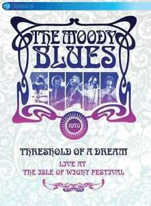 The Moody Blues - Threshold Of a Un Sogno - Live At Isle Wight Fes Nuovo DVD