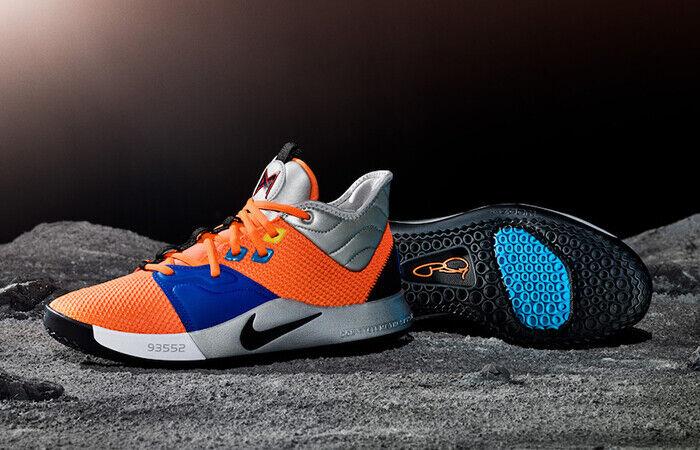 premium selection 7681a 83c9d CI2666-800 jordan kobe Nike PG 3 NASA Size 8. 8. 8. CI2666-800 jordan kobe