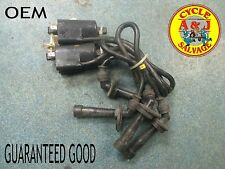 1993-1995 Suzuki GSXR 750, ignition coils, spark plug wires and coil, GUARANTEED