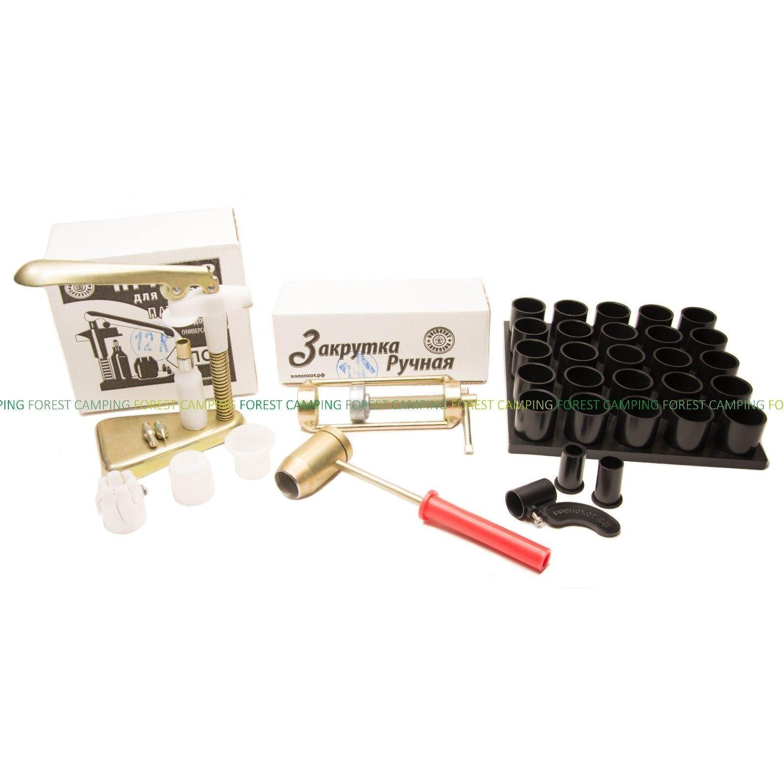 Presse-Kit für Shotshell Umladen Umladen Umladen von 5 Artikel 12 GA n5e12 d99aa7
