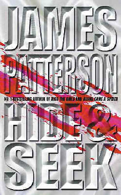 Patterson, James, Hide and Seek, Paperback, Very Good Book