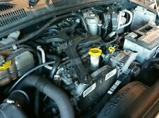 COMPLETE ENGINE - 2.5 CRD DIESEL- JEEP CHEROKEE KJ (01-05)- TESTED AND RUNNING
