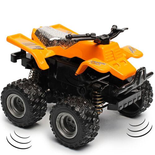 Volante motor propulsión-Quad//ATV-naranja-para criar a /& conducir-móviles R