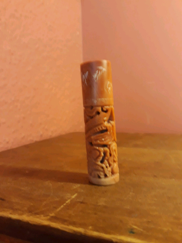 R975 carved stone Chinese seal