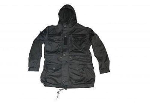 LEO KÖHLER KSK EINSATZJACKE FIELD SMOCK JACKE Army Polizei Jacket black schwarz