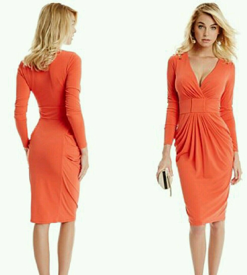 GUESS BY MARCIANO EVANGELINES PENCIL DRESS