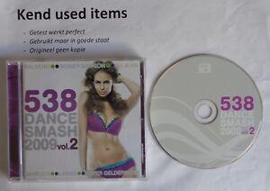 538 DANCE SMASH 2009 VOL. 2 cd various artists 25 tr album house pop