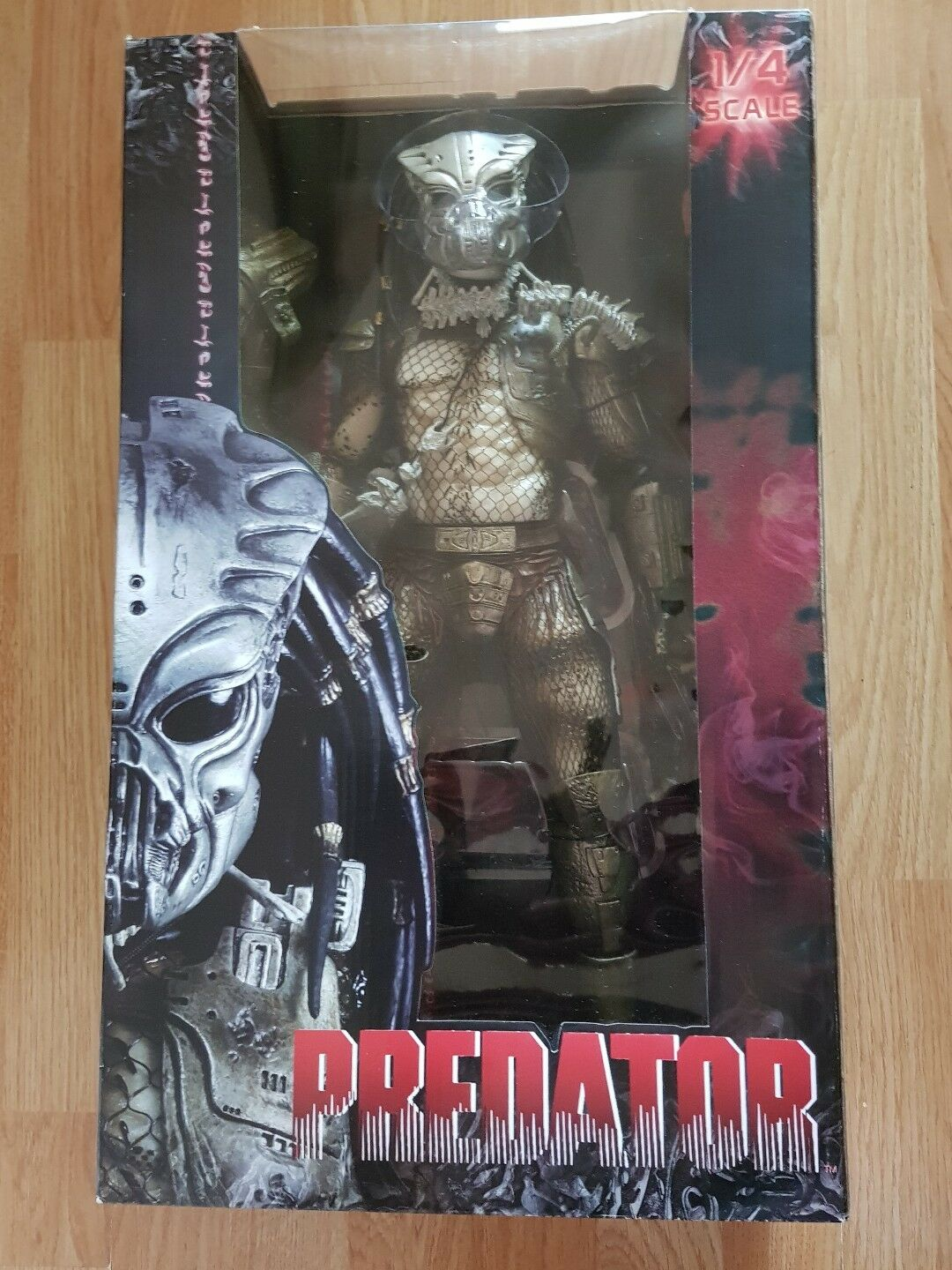 RARE NECA 1 4 Scale Action Figure GUARDIAN GORT PREDATOR LTD 5,000