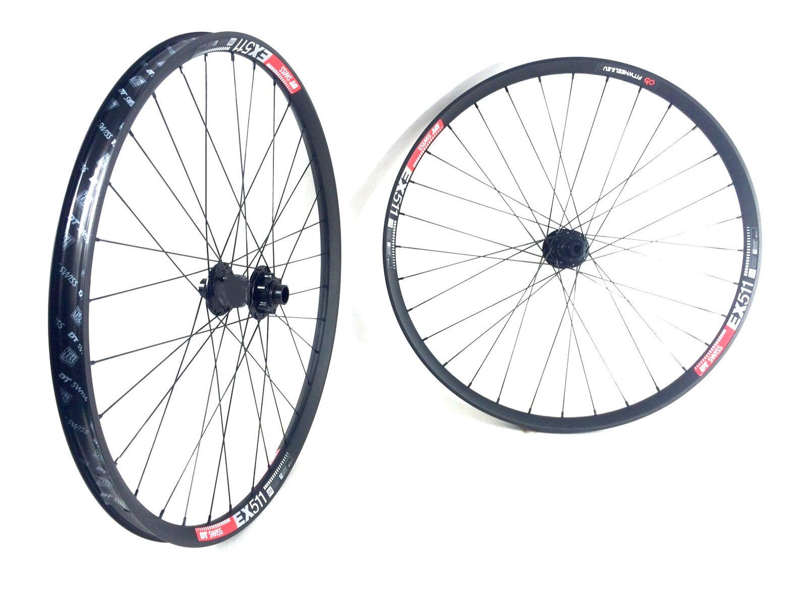 Wheelset DT Swiss EX511 650b Novatec  771 772 ENDURO