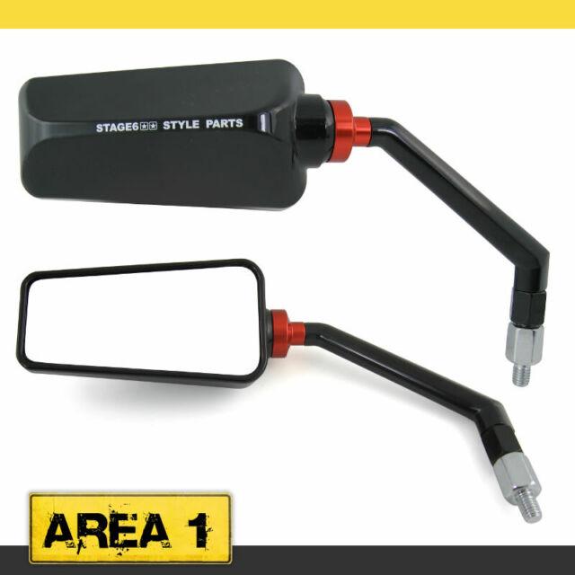 XR 125 XR 400 V51 Lot de r/étroviseurs compatibles avec Honda XR 125 R XR 250