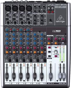 BEHRINGER-XENYX-1204USB-Premium-12-Input-2-2-Bus-Mixer-with-USB-Audio-Interface