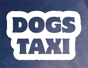 Funny Dads Taxi Novelty Joke Car Window//Bumper Vinyl Decal Sticker DUB JDM
