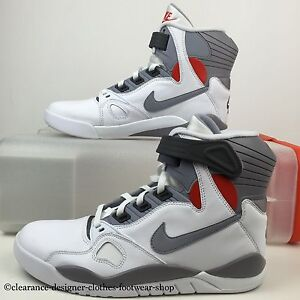 5aa9bae042e3 NIKE AIR PRESSURE TRAINERS SNEAKERS NEW MENS RARE RETRO of 1989 ...