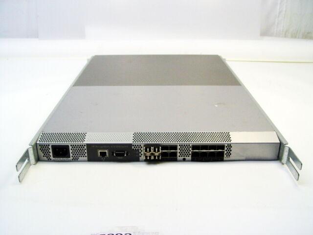 HP A8000A HP StorageWorks SAN Switch 4//8