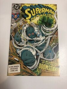 Superman-Man-Of-steel-1992-18-NM-Doomsday