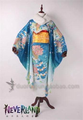 School Idol Project Cosplay Costume 9 Colors Long Kimono Free Ship Love Live