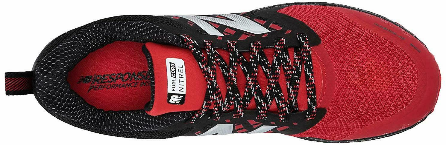 New Balance Para hombre nitrel v1 fuelcore Trail Running zapatos-elegir talla Color