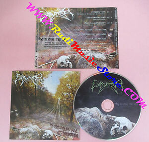 CD-EXHUMER-Bloodcurdling-Tool-Of-Digestion-2008-Italy-no-lp-mc-dvd-vhs-CS53