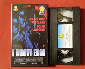 Capable I Nuovi Eroi (1992) Van Damme, Lundgren - Vhs Medusa Video