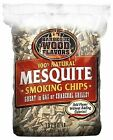 21st Century B42A2 Mesquite Wood Chips Bag, 2-Pound
