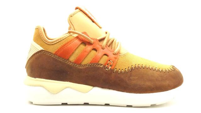 free shipping 00717 54fd8 adidas Tubular MOC Runner Mesa Fox Red Running Shoes Yeezy B24689 ...