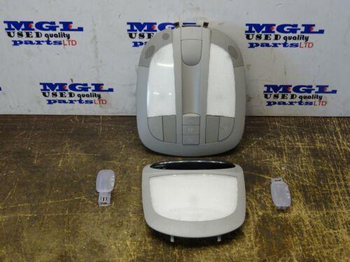 Mercedes R ML W164 W251 Intérieur Lampe de lecture Unité Set Avant Arrière A1648703926