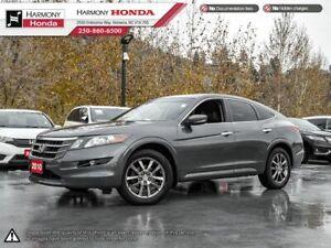 2010 Honda Accord Crosstour EX-L NAVI - BC VEHICLE - LOW KM - SUNROOF - BACKUP CAM - NAVI SYSTEM - BLUETOOTH - NEW REAR BRAKES