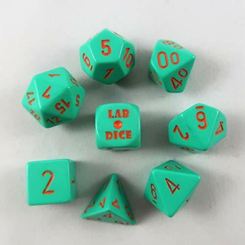 7-Setcube Lab Dice Heavy Tqor (US IMPORT) ACC NEW
