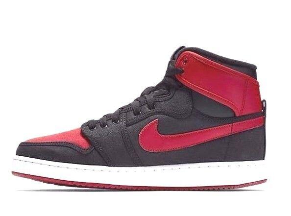 Nuove Nike Aj 1 Ko / 638471-001 Nero / Ko Rosso,   Da Basket Uomini b6a722