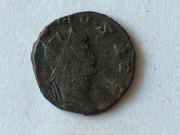 2019 Nouveau Style Romaine Antoninien Gallien A Identifier 2.0g 1.7cm 56