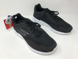 4f5673b98bd3 New! Mens Skechers 54353 Go Run 400 Disperse Running Sneaker Black ...