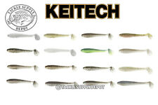10 Cm 8 Pack Keitech Lures Keitech Swing Impact Paddle Tail Swimbait 4/""