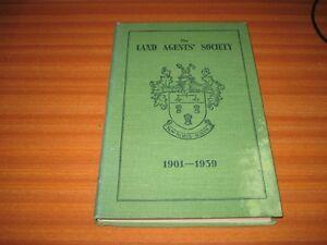 THE LAND AGENTS039 SOCIETY 1901 1939 BY J P C COAST - Norwich, Norfolk, United Kingdom - THE LAND AGENTS039 SOCIETY 1901 1939 BY J P C COAST - Norwich, Norfolk, United Kingdom