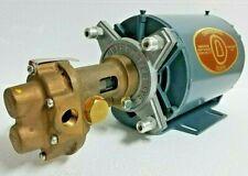 N9000RS3:OBERDORFER PUMPS N9000RS3 Bronze Pedestal Gear Pump Oberdorfer N9000RS3 Bronze Pedestal Gear Pump