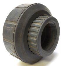 "CABOT THREADED UNION 1 1/2"", SCH-80, PVC-I, nSf, USA"
