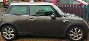 Mini-Cooper-Park-Lane-edition-71k-full-leathers-grey-top-range-FSH