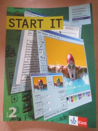 1 von 1 - START IT Band 2.Arbeiten mit dem Computer: Datenbanken, Klett Verlag 2005