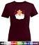 Care-Bears-Tenderheart-Bear-Classic-Heart-Love-Girls-Juniors-Women-Tee-T-Shirt thumbnail 1