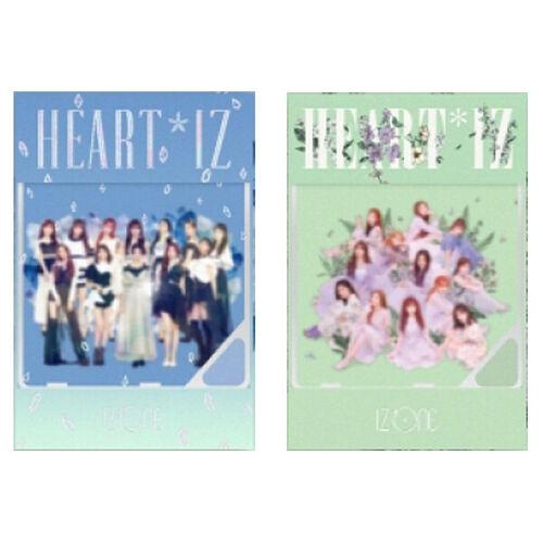 IZONE [HEART*IZ] 2nd Mini Album KIHNO Kit+12p PhotoCard+GIFT IZ*ONE K-POP SEALED