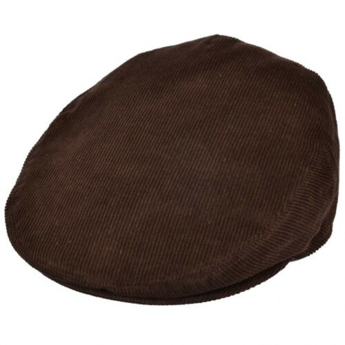 Unisex Corduroy  Summer Style Flat Cap Country Cord  Hat