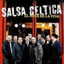 Img del prodotto Salsa Celtica-the Tall Islands Cd Nuovo