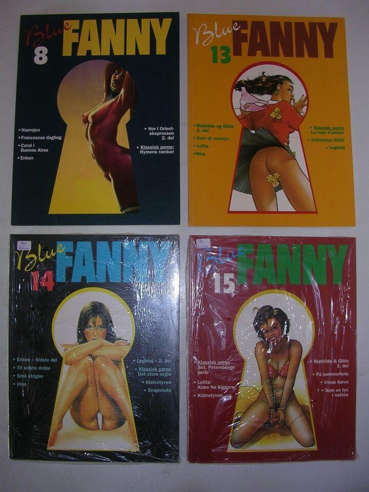 DANSKE ALBUMS --Kæmpe udvalg—, Tegneserie